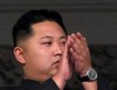 Kim Jong Un tặng tướng lĩnh 100 đồng hồ Thụy Sĩ
