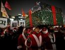 Dân Hàn xuống đường đòi Tổng thống từ chức trong đêm Giáng sinh