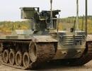 Robot Nerekhta-2 sẽ thành trợ lí của binh lính Nga