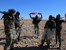 Không quân Nga yểm trợ, quân đội Syria ồ ạt tổng tấn công