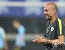 Guardiola và các cầu thủ Man City đã tới Bắc Kinh