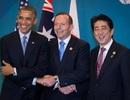 Liên minh Mỹ-Nhật-Australia đang hình thành ở Biển Đông