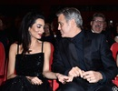 Vợ chồng George Clooney thu hút báo giới châu Âu