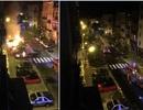 Nổ liên tiếp, lửa cháy rực trời ở thủ đô Bỉ