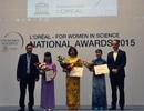 Tìm kiếm nữ ứng cử viên trao giải thưởng khoa học L'Oreal – UNESCO năm 2017
