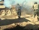 Quân đội Syria sắp giành lại được thị trấn Muaddamiyah