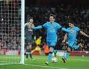 Messi lập cú đúp, Barcelona hạ gục Arsenal tại Emirates