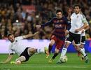 Gục ngã trước Valencia, Barcelona lâm nguy