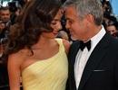 Vợ chồng George Clooney tình tứ trên thảm đỏ LHP quốc tế Cannes