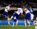 De Rossi lập công, Italia đánh bại Phần Lan