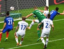 Pháp 5-2 Iceland: Tưng bừng bàn thắng
