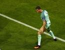 """Báo Pháp trù ẻo C.Ronaldo bị động kinh giống Ronaldo """"béo"""""""