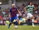 Barcelona đánh bại Celtic trong ngày Messi xuất trận