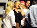 """Hậu ly dị Johnny Depp, Amber Heard """"quẩy"""" tưng cùng bạn bè"""
