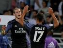 Sociedad 0-3 Real Madrid: Cú đúp của Gareth Bale