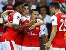 Alexis Sanchez cứu Arsenal thoát thua trước PSG