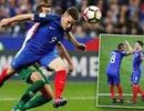 Đại thắng Bulgaria, Pháp leo lên vị trí nhì bảng