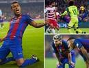 Đánh bại Granada, Barcelona giành ngôi nhì bảng La Liga