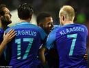 Depay tỏa sáng, Hà Lan áp sát vị trí đầu bảng của Pháp