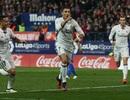 Atletico 0-3 Real Madrid: C.Ronaldo rực sáng với cú hattrick