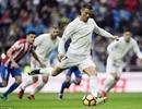 Real Madrid 2-1 Gijon: Cú đúp của C.Ronaldo