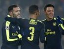 Đại thắng Basel, Arsenal kết thúc vòng bảng ở ngôi đầu