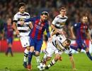 Barcelona thắng đậm Monchengladbach, Man City hòa thất vọng Celtic
