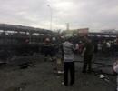 Kinh hoàng 2 xe khách tông nhau bốc cháy, 11 người không thể nhận dạng
