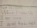 """""""Khi lớn lên, con muốn..."""""""