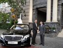 Mercedes-Benz Việt Nam đồng hành cùng đối tác 5 sao thứ 80