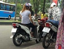 """""""Chợ"""" mại dâm di động lớn nhất Sài Gòn"""