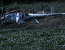 Brazil: Trực thăng cảnh sát bị bắn rơi, 4 người thiệt mạng