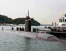 Tàu ngầm hạt nhân Mỹ thăm Nhật Bản giữa lúc căng thẳng Biển Đông leo thang