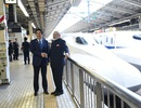 Thủ tướng Nhật mời Thủ tướng Ấn Độ đi tàu cao tốc