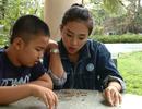 Miko Lan Trinh hào hứng giúp trẻ em khắc phục sự nhút nhát