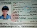 Cô gái lạc đường ở Trung Quốc sử dụng giấy tờ giả