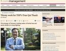 """Financial Times thực hiện phóng sự đặc biệt về cuộc đời """"vua trà Việt Nam"""""""