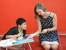 Trẻ học tiếng Anh dễ dàng qua các trò chơi giác quan