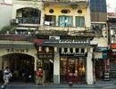 Nhà cũ mặt phố Hà Nội: Dưới long lanh, trên xập xệ