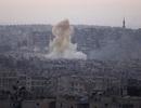 Quân đội Syria cho nổ tung hầm trú ẩn của khủng bố ở Aleppo