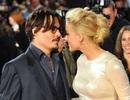 """Vợ trẻ đệ đơn xin ly dị """"cướp biển"""" Johnny Depp"""