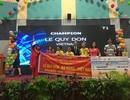 Học sinh Đà Nẵng giành chức vô địch Robothon quốc tế