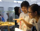 """""""Mãn nhãn"""" với triển lãm nghệ thuật của sinh viên ĐH Hoa Sen"""
