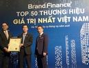 """Thương hiệu Bảo Việt được định giá 89 triệu USD, lọt """"Top 50 thương hiệu giá trị nhất Việt Nam 2016"""""""