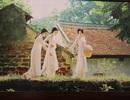 Ngắm vẻ đẹp dịu dàng của người con gái Việt trong áo dài