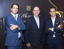 CEO tỷ phú của thương hiệu đồng hồ cao cấp H. Moser & Cie đến Việt Nam
