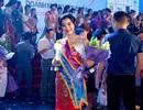 Vân Anh xuất sắc giành ngôi vị Á khôi duyên dáng Doanh Nhân 2016