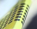 Tế bào quang điện siêu mỏng có thể uốn cong quanh thân bút chì