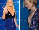 """Mariah Carey mặc hở cạnh tranh với """"thiên nga Úc"""""""