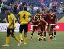 Chơi thiếu người, Jamaica thất thủ trước Venezuela